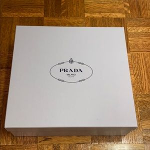 PRADA shoes box